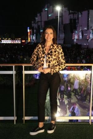 O festival de celebridades no primeiro finde do Rock in Rio - Ana Paula Araújo