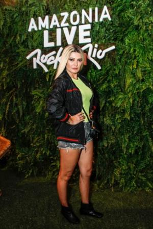 O festival de celebridades no primeiro finde do Rock in Rio - Antônia Fontenelle