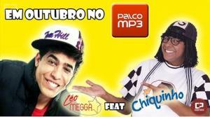 Ex-apresentador da Record, Chiquinho e o artista Léo Megga lançam música nova em Goioerê