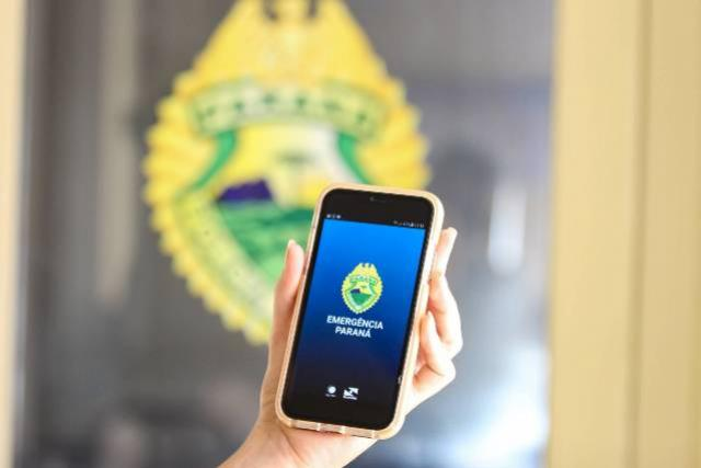 Polícia Militar realiza lançamento do App 190 em Maringá