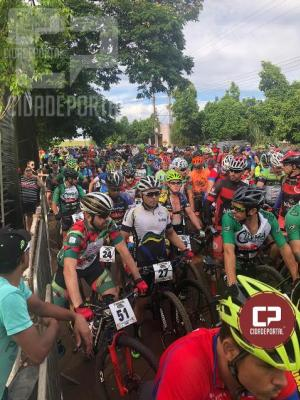 Equipe MTB Goioerê traz ótimos resultados do desafio Rocca Bike realizado em Maringá