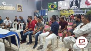 Professor Mário Ronei é Presidente da Federação Paranaense de Karate e atual sede é em Goioerê