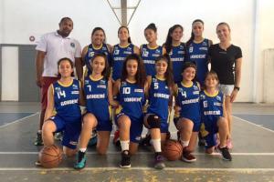 Basquetebol feminino Sub-14 participa da Taça Paraná em Foz do Iguaçu