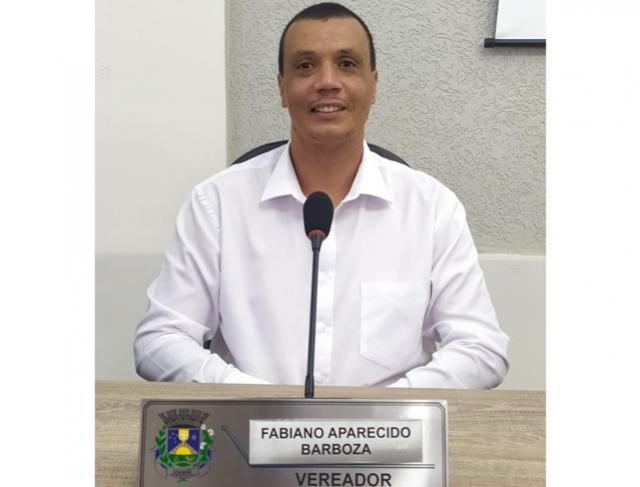 Apesar do acidente, Vereador Fabiano passa bem e está em observação
