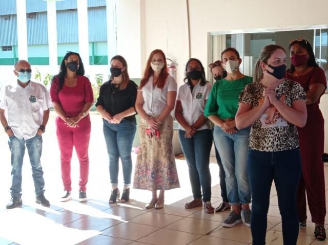 Rede municipal de Goioerê retoma aulas presenciais para alunos do 4º e 5º anos