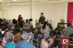 Alysom Brasil visitou Goioerê e colocou seu nome a disposição para disputar as eleições como Deputado Federal