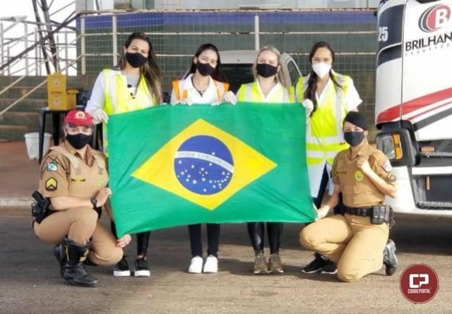 Operação Independência foi lançada nesta sexta-feira, 04, às 14h no Posto Policial Rodoviário de Floresta