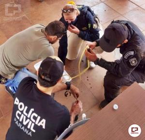 Polícia Civil do Paraná capacita Policiais no curso de atendimento Pré-hospitalar de combate
