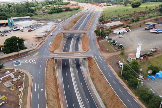 Governo investe R$ 409,8 milhões em novas obras rodoviárias