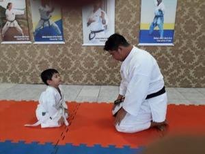 Academia Nintai de Karatê Tradicional comemora 2 anos de atividades em Goioerê