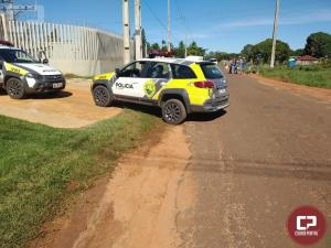 Polícias Militares da 3ªCIPM prendem dois homens após homicídio em Santa Cruz de Monte Castelo