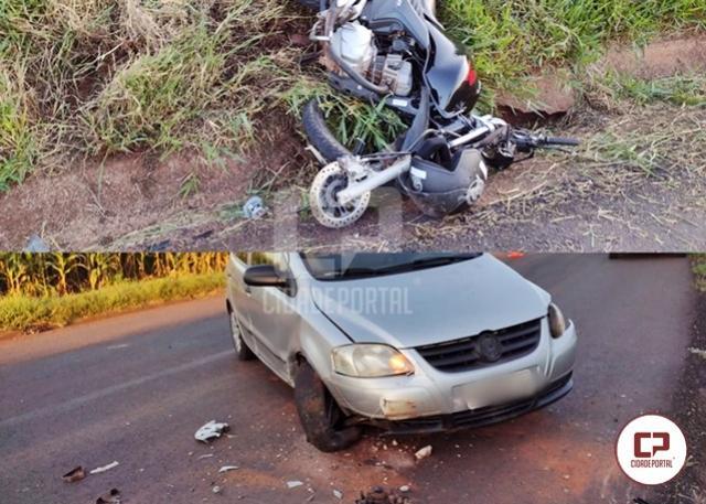 Jovem de Jaracatiá morre em acidente entre Goioerê e Rancho Alegre