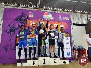 Equipe MTB de Goioerê obtêm ótimos resultados no GP Jandaia do Sul