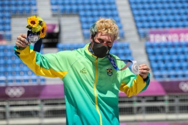 Brasil chega a 19 medalhas nas Olimpíadas e alcança desempenho raro para ex-anfitrião