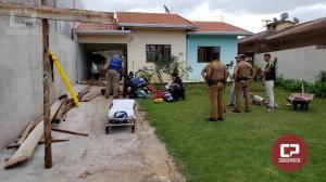 Um homem é morto e outro baleado na tarde desta sexta-feira, 05 em Campo Mourão