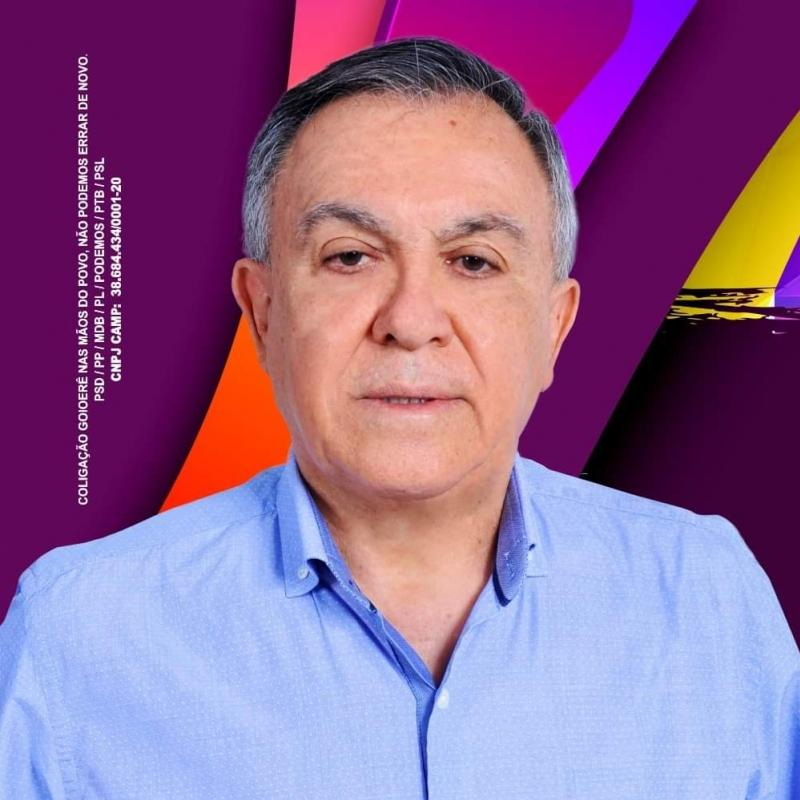 Vice-prefeito de Goioerê Dr. Adilson Corpa passará por procedimentos médicos