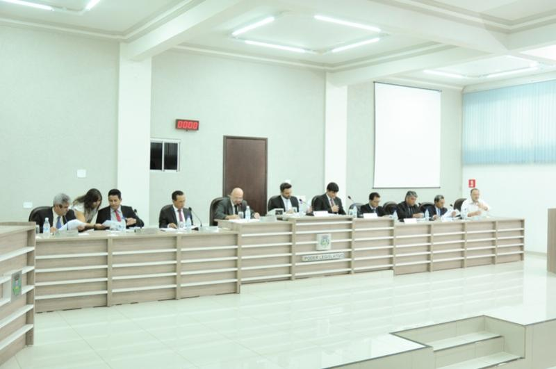 Indicações  e requerimentos  aprovados pelos vereadores de Goioerê nesta segunda-feira, 05