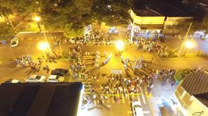 Encontro Cultural de Fanfarras movimenta noite de sexta-feira, 1 em Moreira Sales