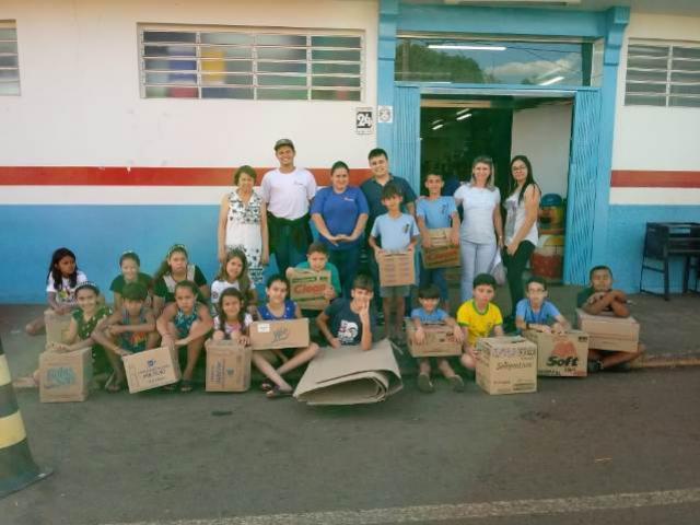 Projeto de Educação Financeira é desenvolvido na Escola Municipal Germana Afonso Moleiro em Quarto Centenário