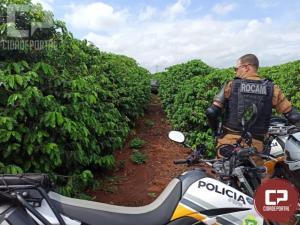 Polícia Militar recupera veículo e prende autor de roubo em Mandaguari
