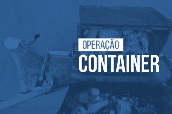 Gaeco promove nova etapa da Operação Container na região Oeste
