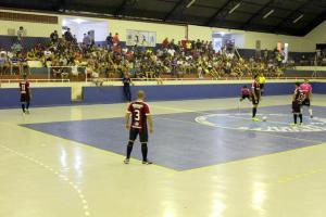 Goioerê Futsal vence equipe umuaramense e disputa a final da Copa Mariluz nesta quarta-feira