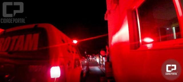Policia Militar prende homem com sintomas de embriaguez após acidente em condomínio de Porto Rico