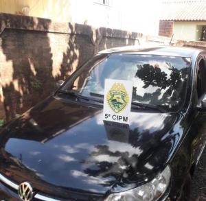 Equipe da Polícia Militar de São Tomé recupera fios de cobre furtados e encaminha três suspeitos para a delegacia