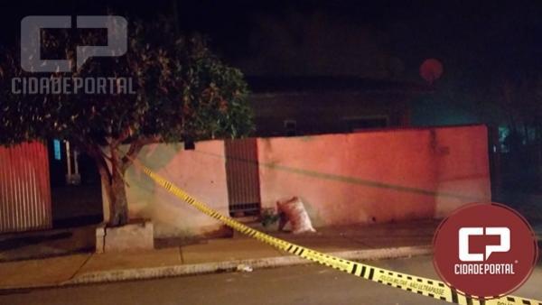 Um pessoa morre em Goioerê durante incêndio, supostamente criminoso