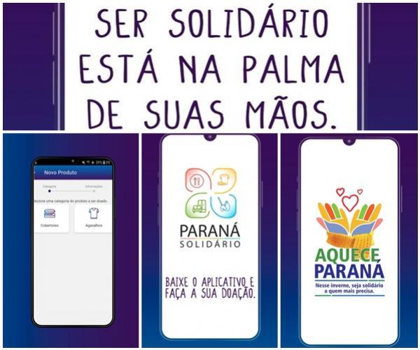 Campanha Aquece Paraná:Agência do Trabalhador de Goioerê está recebendo doações.