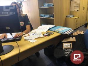 Polícia Federal desarticula organização que fraudava o INSS durante operação Crotalus