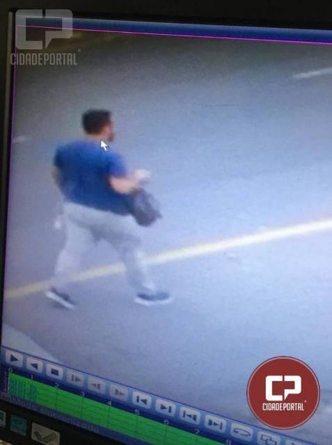 Cidadão goioerense tem bolsas com talão de cheques, dinheiro e documentos furtados em Umuarama