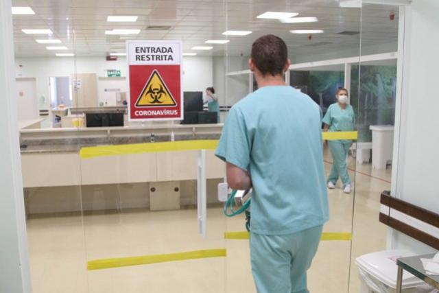 No Paraná, 121 pacientes já se recuperaram da Covid-19