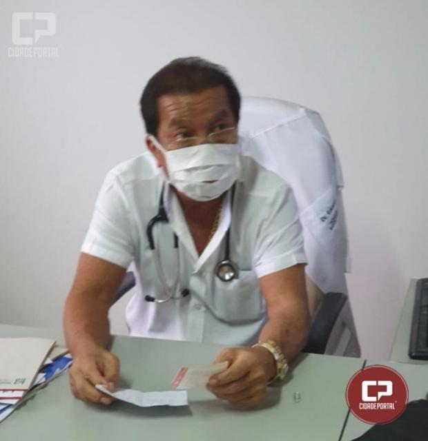 Dicas de saúde Dr. Eduardo M Otani - Protocolo de Isolamento