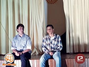 Recital Lítero-musical encanta pais e convidados na Casa da Amizade