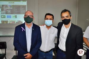 Betinho Lima continua mostrando força Política e conquista mais investimentos para Goiorê