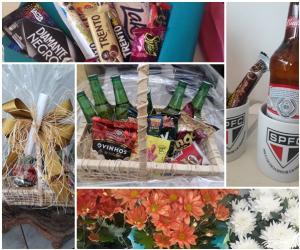 Dia dos Pais chegando e aquele lindo presente você só encontra na Floricultura Quatro Estações!