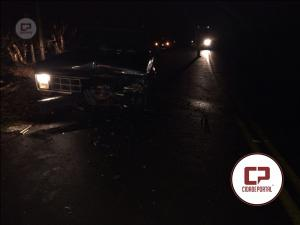 Acidente automobilístico ceifa a vida de uma pessoa perto da Cidade de Moreira Sales