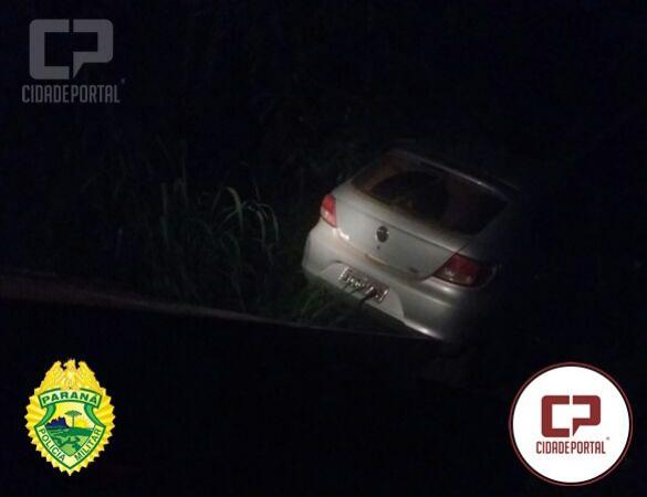 Após denuncia anonima Polícia Militar recupera veículo roubado em fazenda palmital