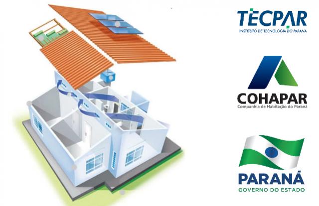 Cohapar estuda construção de casas populares sustentáveis