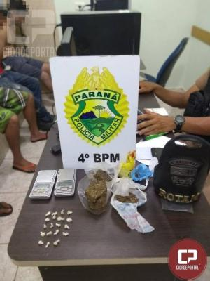 Policia Militar 4º BPM realiza operação CORAM REPELLIT em Sarandi e Maringá