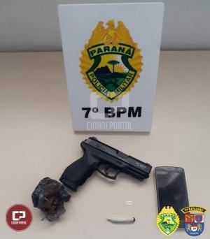 Polícia Militar estoura depósito de contrabando no Jardim Tropical, em Goioerê