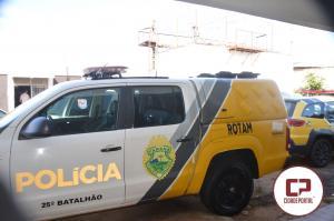 Após horas de negociação a Rebelião na cadeia de Goioerê foi controlada