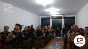 Polícia Militar realiza operação de Reintegração de Posse em Querência do Norte