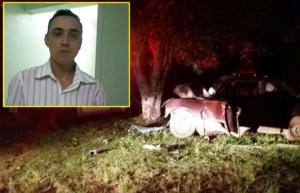 Jovem Mamboreense morre em acidente em Boa Esperança