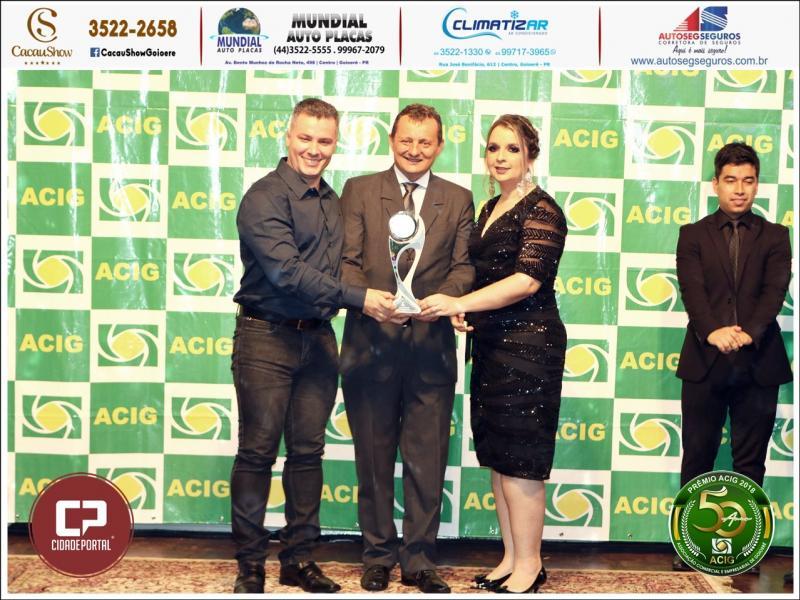 Academia Oxigym é indicada em três categorias do prêmio Acig - melhores do ano 2018