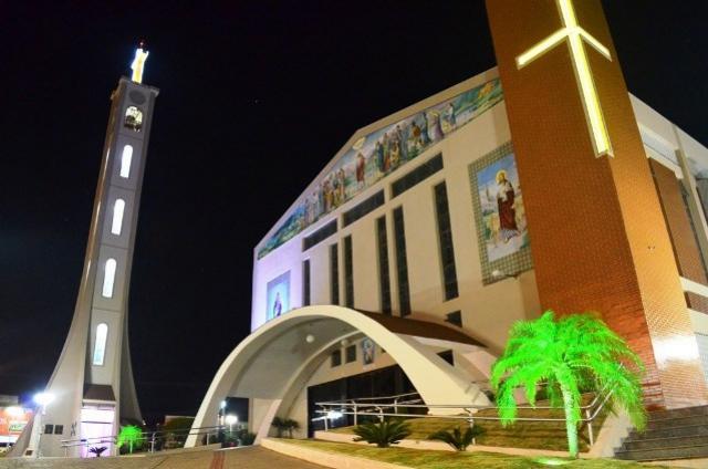 Confira a programação das celebrações da Semana Santa da Paróquia Nª Sra das Candeias