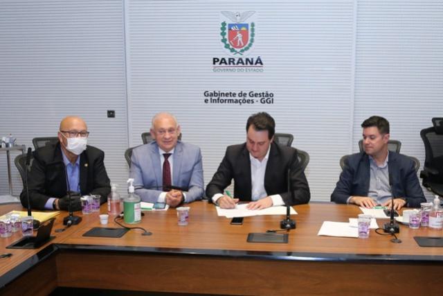 Governo e Assembleia oficializam repasse de R$ 37,7 milhões