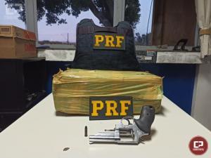 Operação Flagellum: Em uma semana, PRF apreende mais de 700 quilos de maconha e R$ 4,5 milhões em cigarros no Paraná