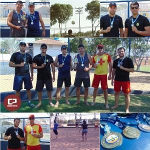 7° Torneio de Vôlei de Areia em comemoração aos 165 anos da PMPR é realizado em Cianorte